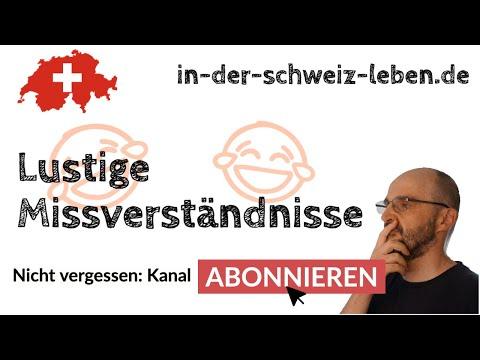 """Schweiz: Lustige Missverständnisse - """"Halbtags"""" Bus fahren?"""