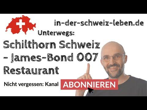 "Schilthorn Schweiz - James-Bond 007 Restaurant | Schweiz ""Classics"""