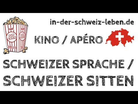 Schweizer Sprache und Sitten | Kino und Apéro